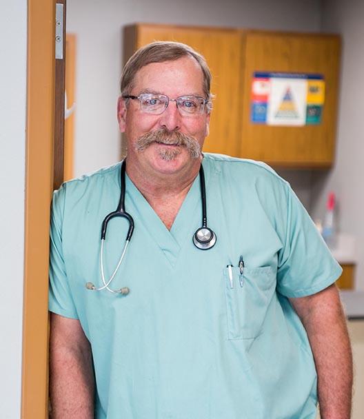 Dr. Charles Svoboda